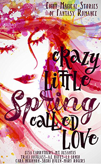 Crazy Little Spring Called Love Book Cover